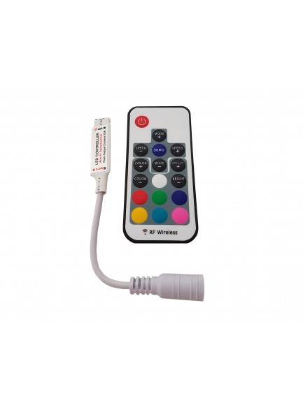 mini controller rgb led pret