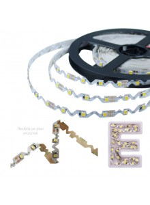 Banda led 3d s shape ondulata indoibila
