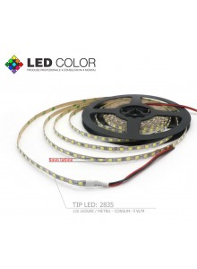 banda led cu profil ingust 5mm